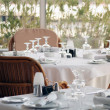Stock Photo: Restaurant