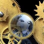 mecanismo do mundo — Fotografia Stock  #1344083