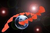 Love Planet — Stock Photo