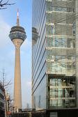 Dusseldorf Radio Tower — Stock Photo