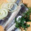 Herring — Stockfoto