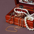 Jewelry Box — Stock Photo #1916876