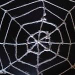 liny sieci web — Zdjęcie stockowe