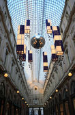 Shopping Galleria In Brussels — Stock Photo