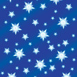 Royalty-Free Stock Imagen vectorial: Stars in the sky
