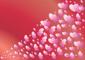Valentine Background3 — Stock Vector