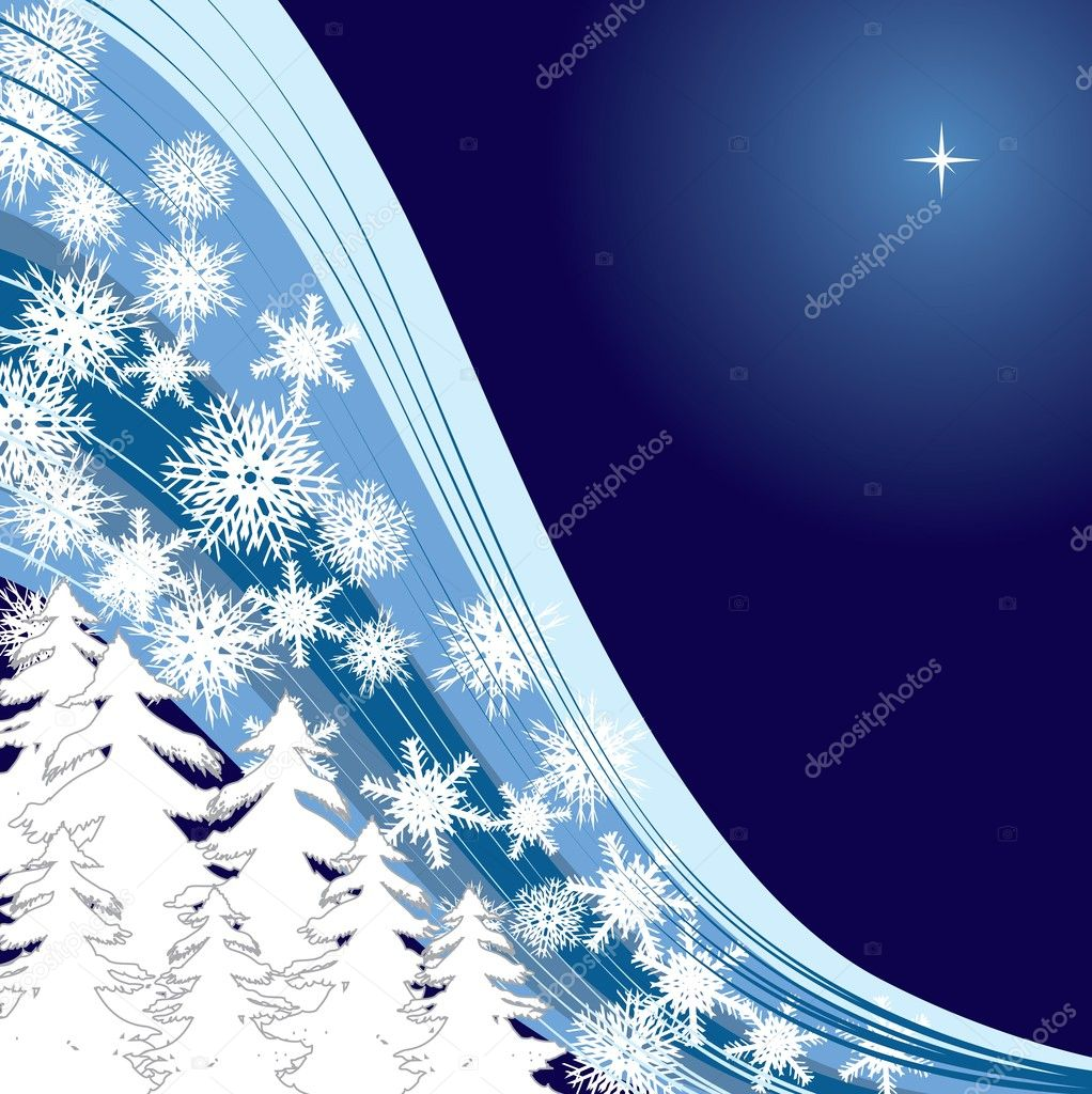Background for your greetings card, vector illustration, see more at my portfolio, you can type your text — Stock Vector #1294581