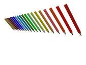 Pencils — Стоковое фото