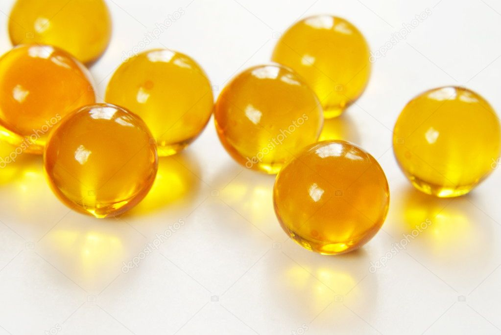 Orange vitamin group. closeup — Stock Photo #2380097