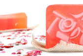 Soap — Stock Photo