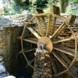 Water wheel — Stock Photo