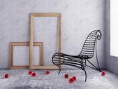 Elemento de un interior de una habitación — Foto de Stock