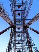 Roda-gigante — Foto Stock