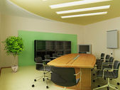 Office interior — Foto de Stock