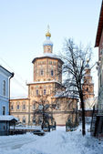 Russian Orthodox church in Kazan. — Stock Photo