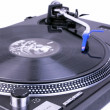 Turntable - Stock Photo