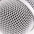 Mic closed up - Stock Photo