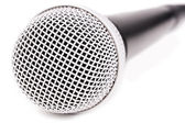 Microphone closed up — Stock Photo