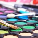 ferramentas para make-up — Foto Stock