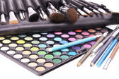 Tools for make-up artists — 图库照片