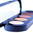 Compact eye shadows - Stockfoto