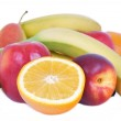 A lot of fruits — Stock Photo