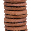 Stack of cookies — Stock Photo #1183289