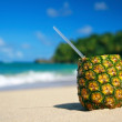 Pinacolada cocktail — Stock Photo #2118995
