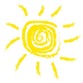 Sun — 图库照片