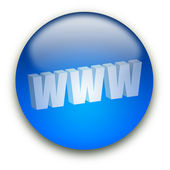WWW sign — Stock Photo