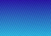 Curved grid background — Stock Photo