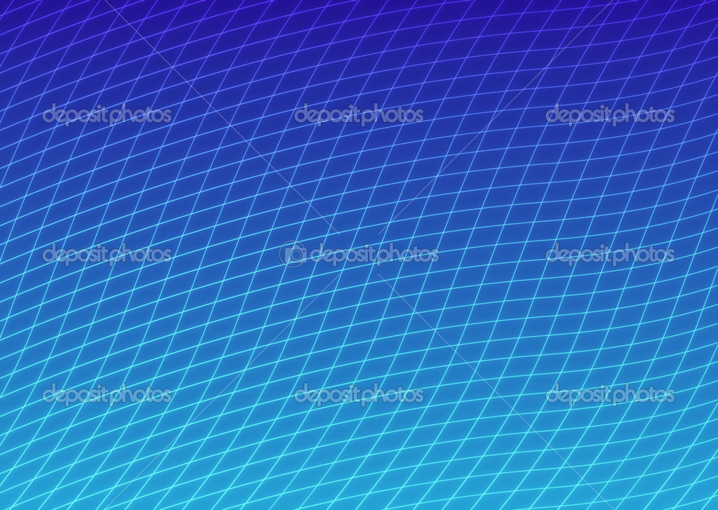 Curved lines grid gradient 2d abstract background — Foto Stock #1050076
