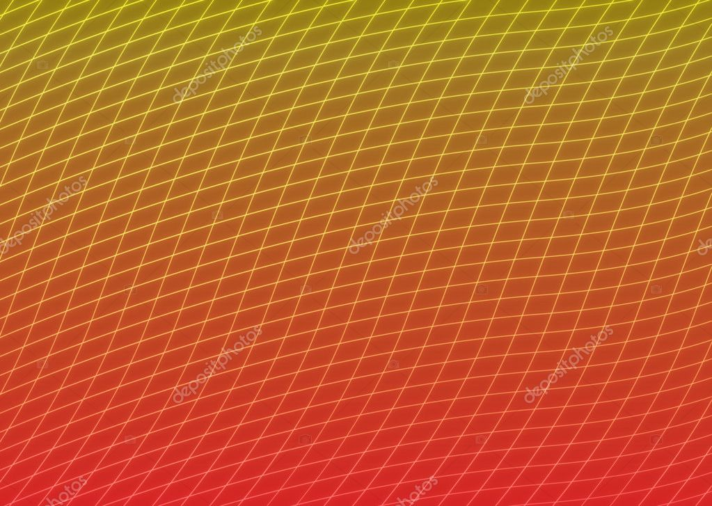 Curved lines grid gradient 2d abstract background — Stock Photo #1050114