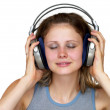 Listening the music — Stock Photo #1082421