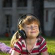 Listen to the music — Stock Photo #1082648