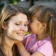 Mother and daughter — Stock Photo #1082689