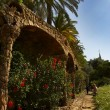 Stock Photo: Guell park