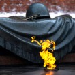 Stock Photo: Unknown soldier memorial - Moscow