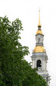 St. Nicolas Church in St. Petersburg, Ru — Stock Photo