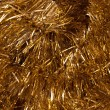 Tinsel background - Stock Photo