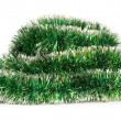 Tinsel fragment - Stock Photo