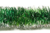 Tinsel fragment — Stock Photo