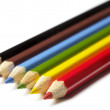 Colorful pencils — Stock Photo #1303296