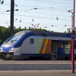 Strasbourg railway station — Stock Photo #1517948