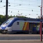 Strasbourg railway station — Stock Photo