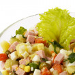 Russian salad — Stock Photo #1564390