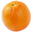 Whole orange — Stock Photo