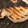 Grilled pork meat — Stock Photo #1610409