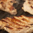Grilled pork meat — Stock Photo #1757178