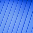 Stock Photo: Blue jalousie background